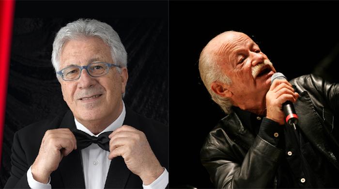 Tutto in una notte: Gino Paoli e Peppino Di Capri per il Ferragosto di Villa Bertelli