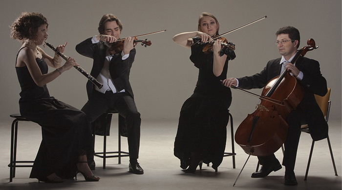 Accademia alla Scala: a Villa Bertelli il concerto del Quintetto