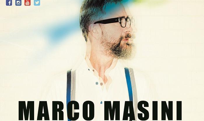 Marco Masini, uno dei cantautori più amati, in concerto il 13 agosto a Villa Bertelli