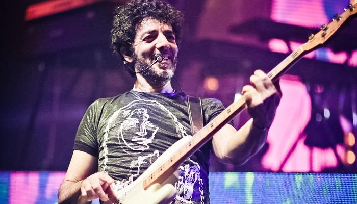 Max Gazzè in concerto il 22 agosto a Villa Bertelli. Una serata di musica 'sintonica'