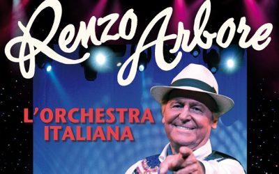 Renzo Arbore: dagli Stati Uniti, Russia, Brasile, Giappone… fino a Villa Bertelli!