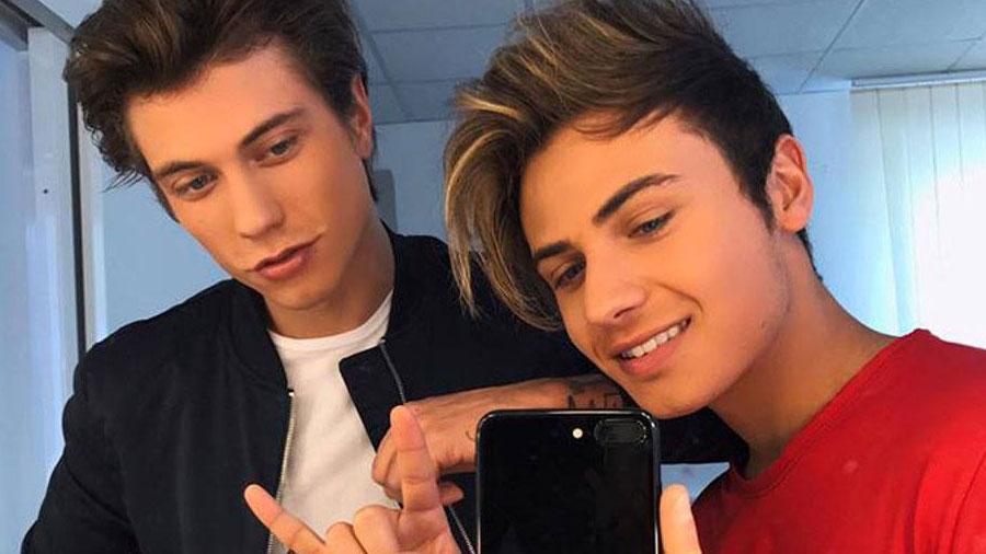 Benji e Fede in concerto a Villa Bertelli il 25 Agosto 2017