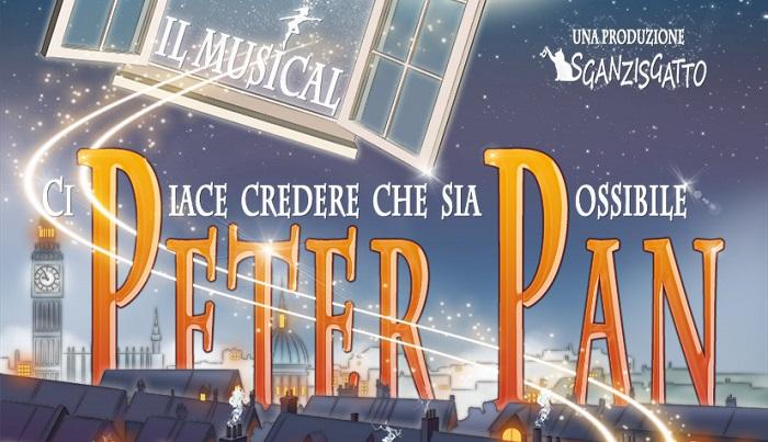 Peter Pan il musical, una serata per bambini di tutte le età