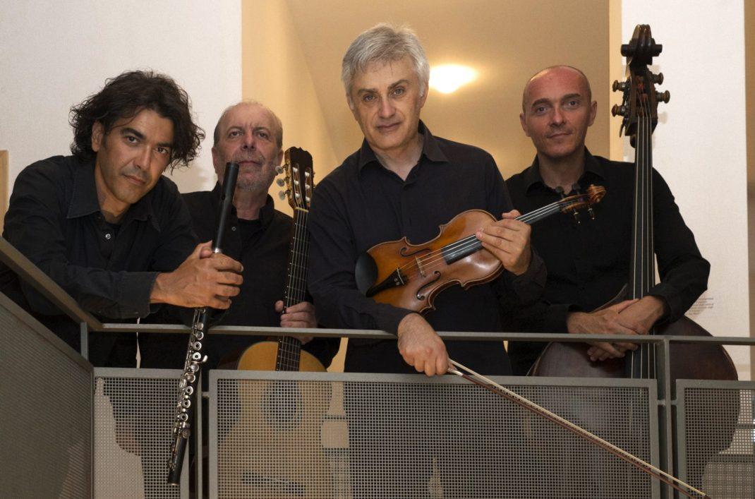 San Pietroburgo Express, viaggio sentimental musicale nel cuore dell'Europa – Quartetto K