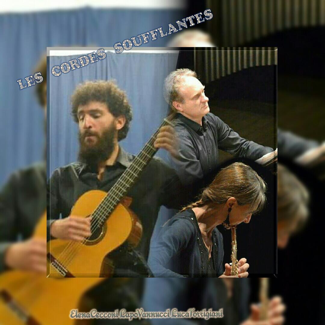 """Dall'opera alla Danza – Trio """"Les cordes soufflantes"""""""