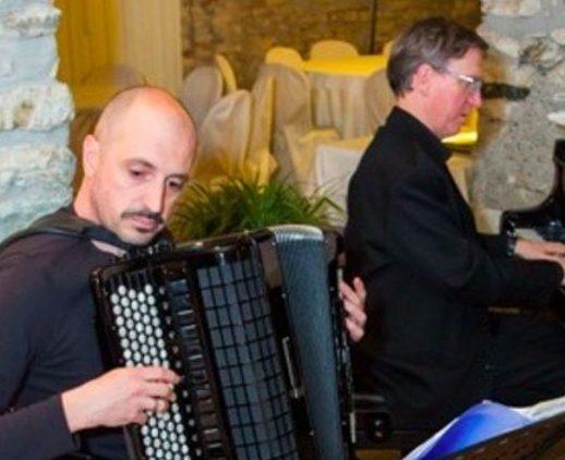 Dall'Europa al Sud America – Duo fisarmonica pianoforte