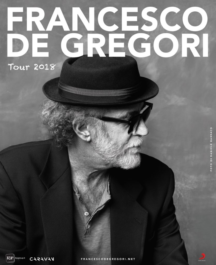 "Francesco De Gregori ""Tour 2018"""