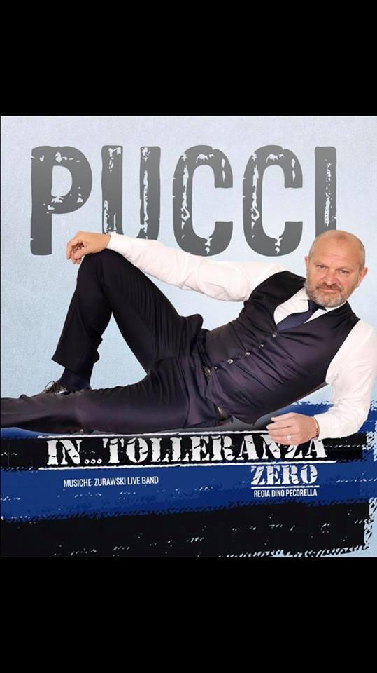 Andrea Pucci a Villa Bertelli: la carriera di comico e il successo teatrale