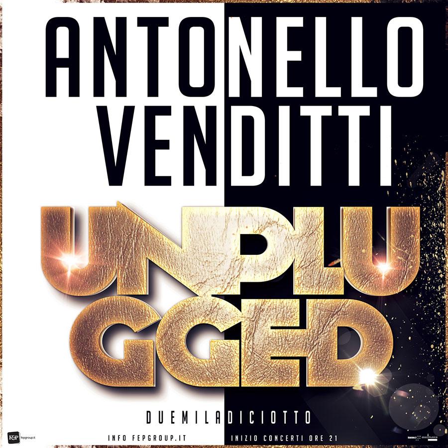 Antonello Venditti – Unplugged 2018