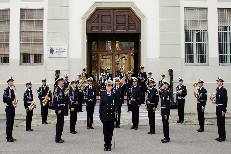 """Banda di Presidio """"Marina Militare della Spezia"""""""