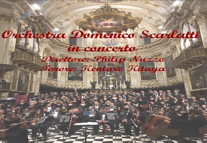 Orchestra Domenica Scarlatti in concerto