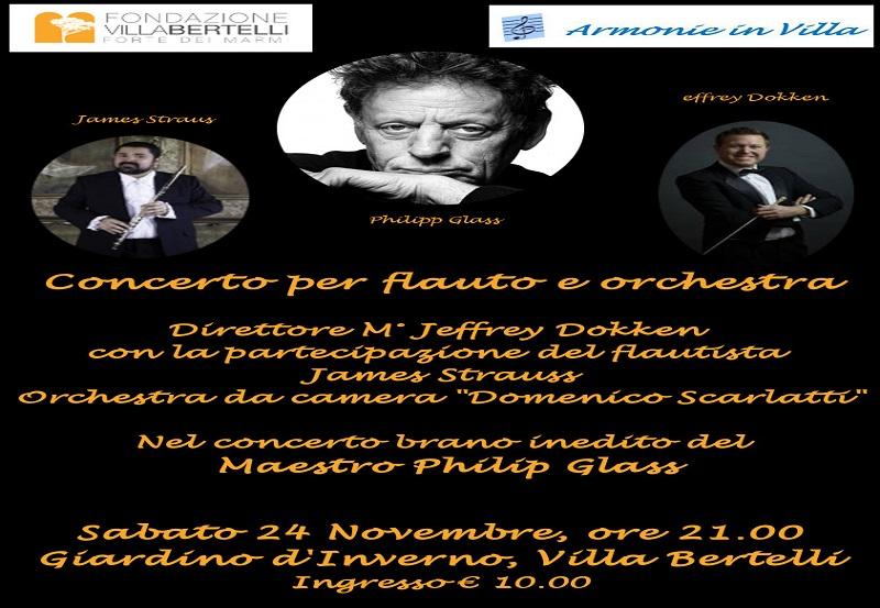 Concerto per flauto ed orchestra