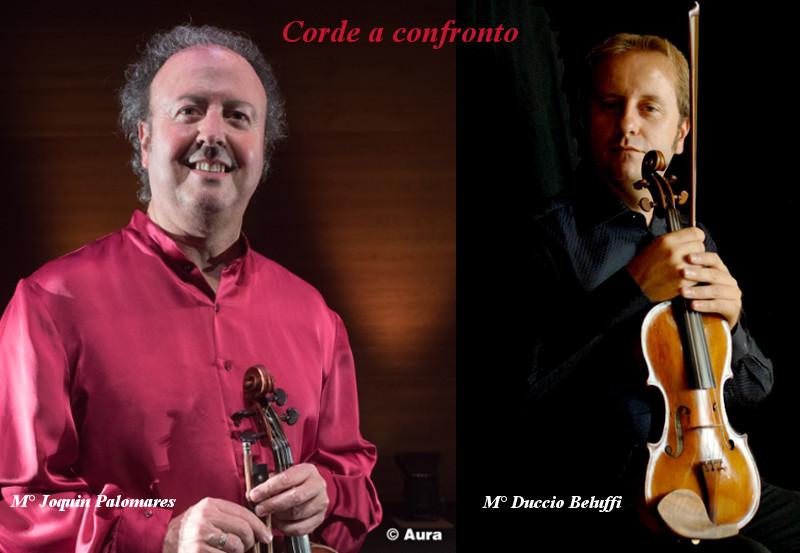 Corde a confronto – rassegna musicale Classica in Villa