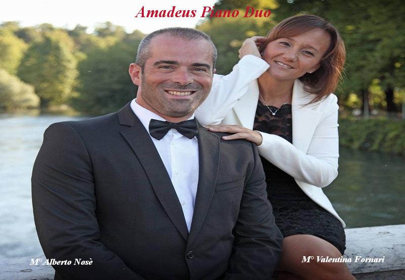 Amadeus Piano Duo goes jazz