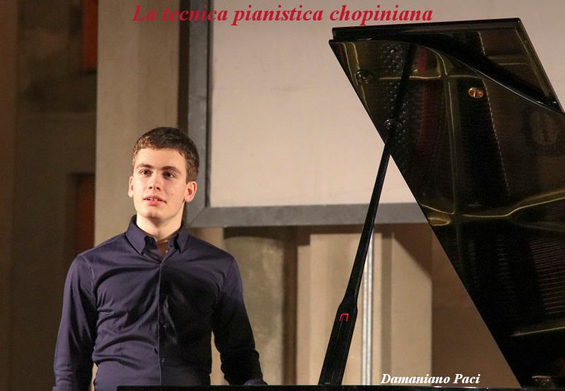 La tecnica pianistica chopiniana – rassegna musicale Classica in Villa