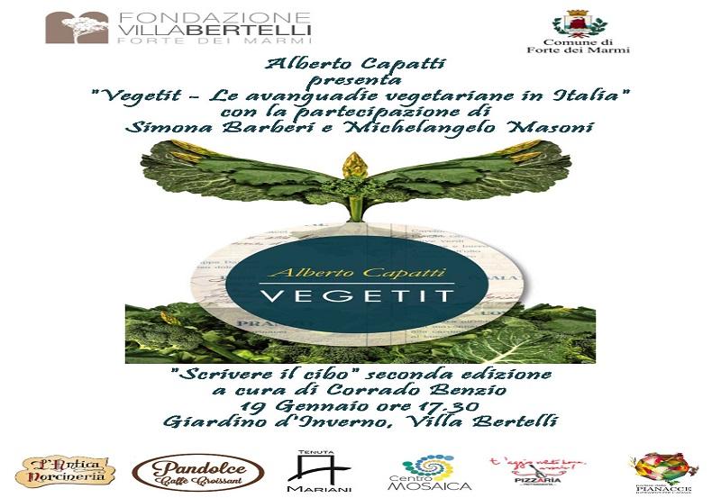 Vegetit. Le avanguardie vegetariane in Italia – rassegna Scrivere il cibo