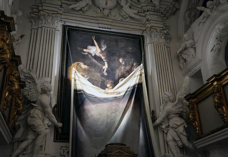 Il Caravaggio rubato. Cronaca di un furto epico