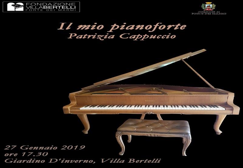 Il mio pianoforte – Patrizia Cappuccio