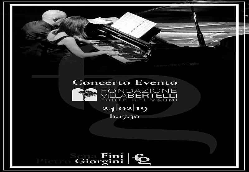 Concerto a quattro mani – Duo Fini-Giorgini