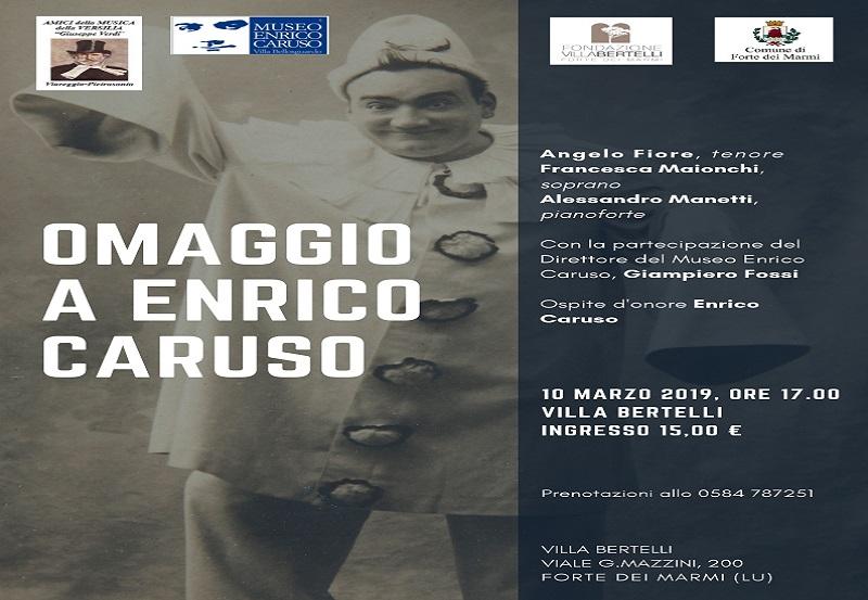 """Concerto """"Omaggio a Caruso"""""""