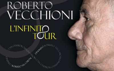 """Roberto Vecchioni – """"L'infinito Tour"""" a Villa Bertelli"""