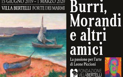 """""""Burri Morandi e altri amici"""" mostra prorogata fino a domenica 1 marzo 2020"""