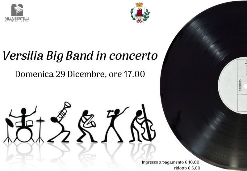 Versilia Big Band in Concerto