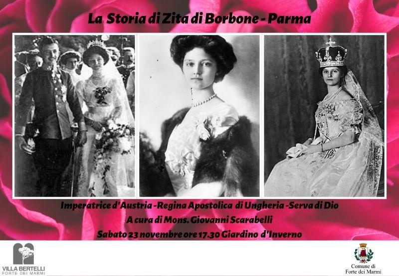 Conferenza su Zita Borbone – Parma