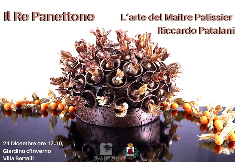Il Re Panettone – L'arte del Maitre Riccardo Patalani