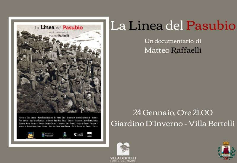 La Linea del Pasubio – Un documentario di Matteo Raffelli