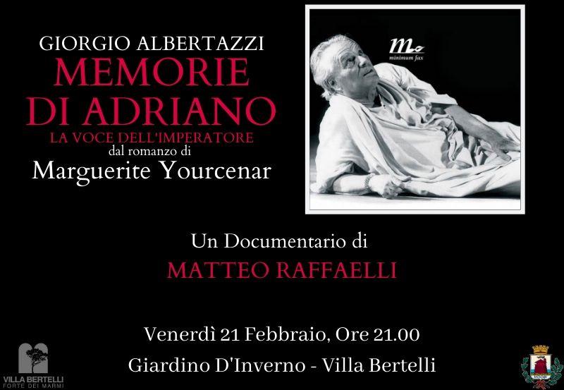 Matteo Raffaelli – memoria di Adriano