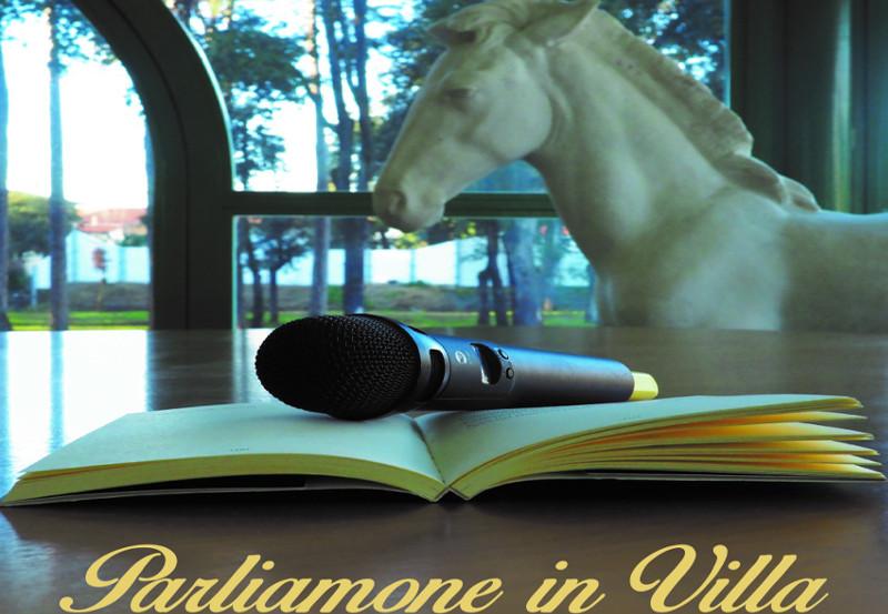 """Rassegna """"Parliamone in Villa"""""""