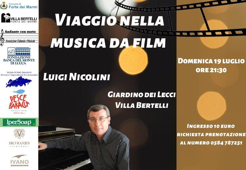 L'altra Villa in: Viaggio nella musica da film di Luigi Nicolini