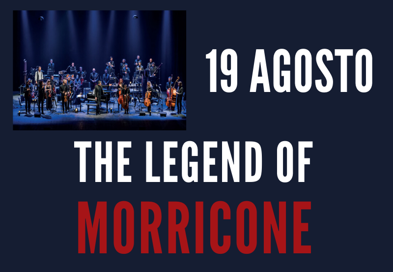 THE LEGEND OF MORRICONE