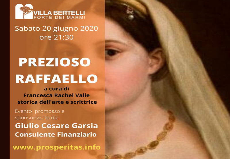 Prezioso Raffaello – a cura di Francesca Rachel Valle