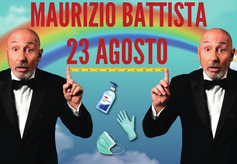 """Maurizio Battista – """"Ma non doveva andare tutto bene?"""""""