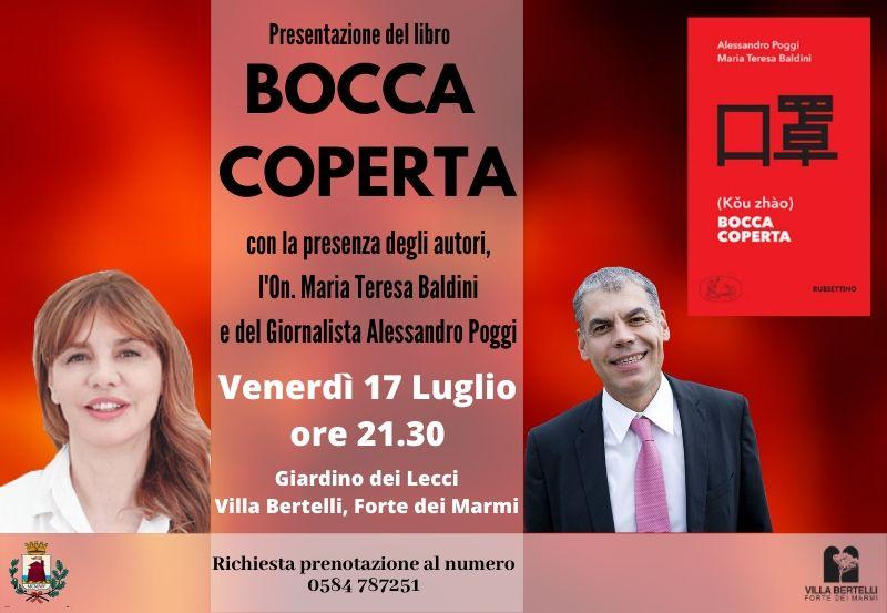 Presentazione del libro Bocca coperta di M. T. Baldini e A. Poggi