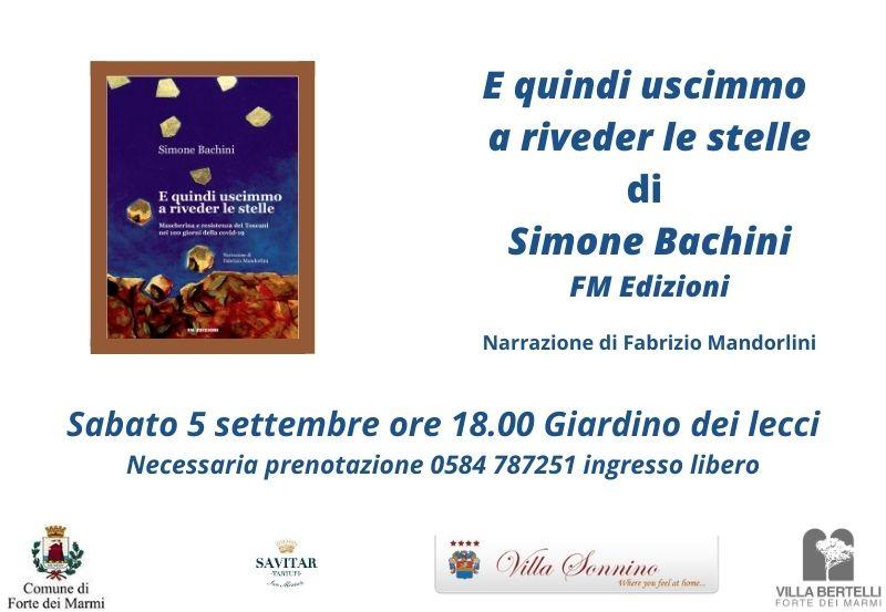 E quindi uscimmo fuori a riveder le stelle di Simone Bachini