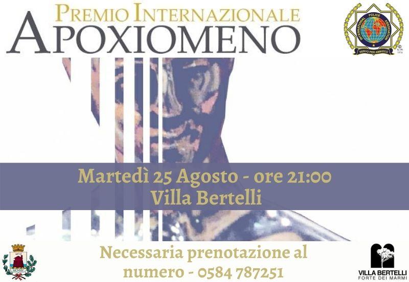 Premio Internazionale Apoxiomeno