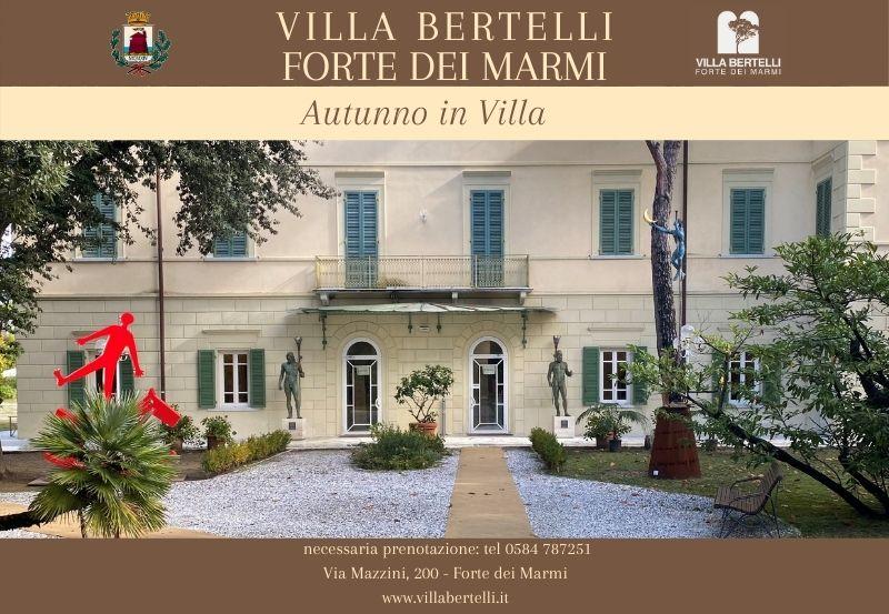 Autunno in Villa