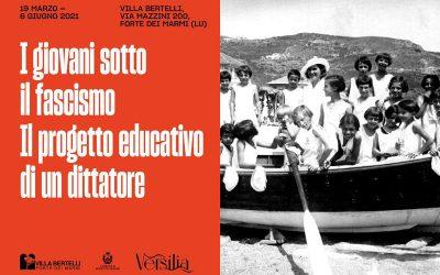 """Mostra """"I giovani sotto il fascismo. Il progetto educativo di un dittatore"""""""
