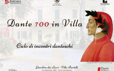 Dante 700 in Villa – Ciclo di incontri danteschi