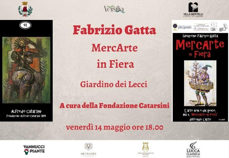 MercArte in Fiera – Ideazione di Fabrizio Gatta
