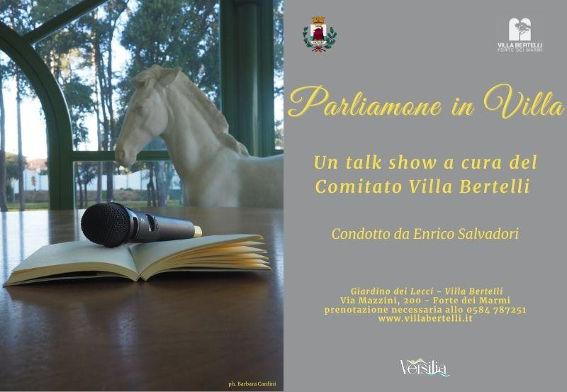 Parliamone in Villa – seconda edizione