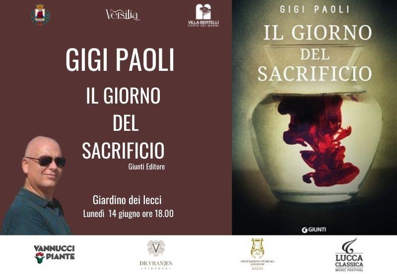 """Gigi Paoli – """"Il giorno del sacrificio"""""""