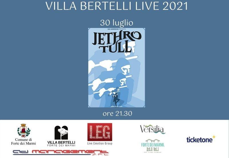 """Jethro Tull """"50th Anniversary Tour"""" – evento annullato"""